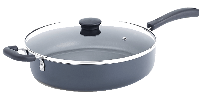 T-Fal Nonstick Skillet with Lid
