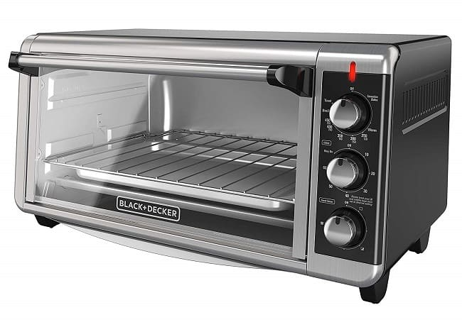Black and Decker TO3250XSB Microwave Convection Oven
