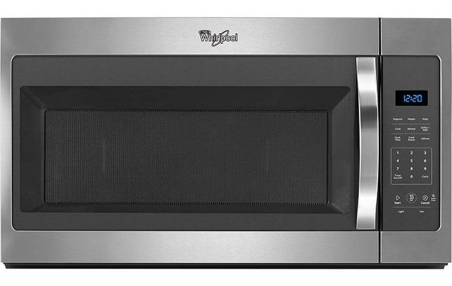 Whirlpool WMH31017FS Over-the-Range Microwave Oven