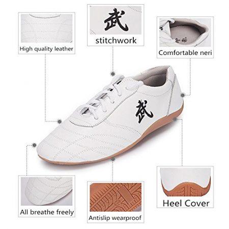 BJSFXDKJYXGS Chinese Wushu Shoes