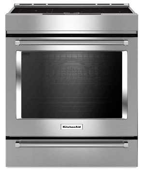 KitchenAid KSIB900ESS Induction Range