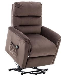 BONZY Lift Recliner Contemporary Power Lift Chair