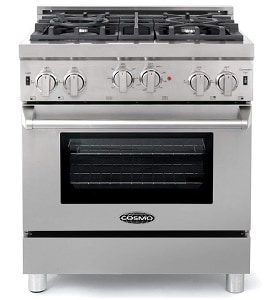 Cosmo GRP304 Slide-in Gas Range