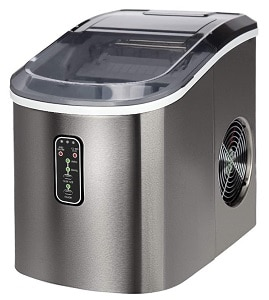 Euhomy Compact Ice Maker Machine