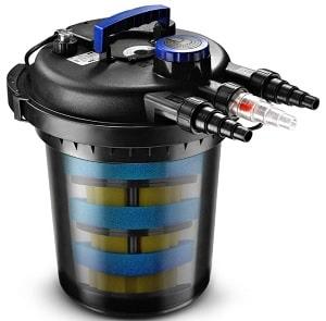 Flexzion Pond Pressure Bio Filter