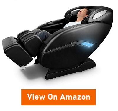 Lernonl Massage Chair Zero Gravity Shiatsu Massage Chair