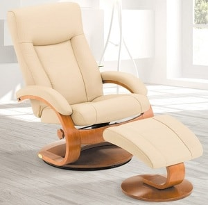 Mac Motion Oslo Top Grain Leather Hamar Recliner