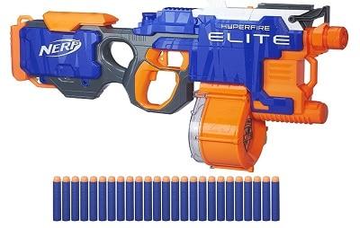 Nerf N-Strike Hyperfire Toy Blaster