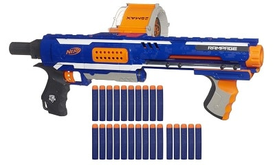 Nerf Rampage N-Strike Elite Toy Blaster