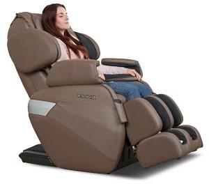 RELAXONCHAIR Full Body Zero Gravity Shiatsu Massage Chair