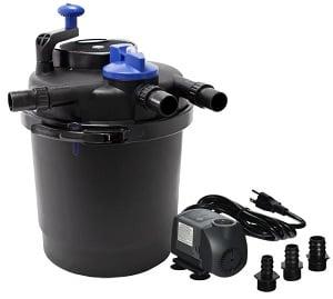 SUN Grech CPF-2500 Pond Bio Pressure Filter