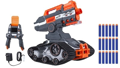 TerraScout Nerf Toy RC Drone N-Strike Elite Blaster