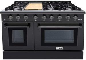 Thor Kitchen 48 Inch Gas Range
