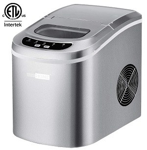 VIVOHOME Electric Portable Icecube Maker