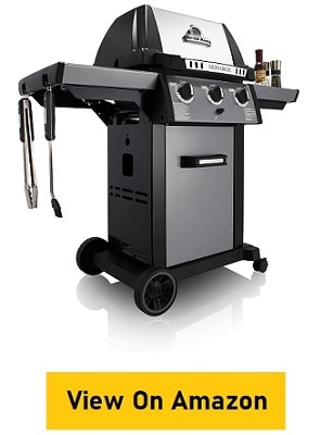 Broil King Monarch Natural Gas Grill