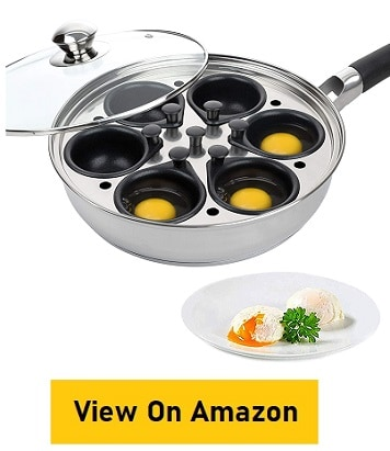 Egg Poacher Pan by Modern Innovations