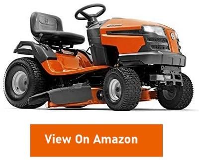 Husqvarna LTH1738 17HP Hydrostatic Gas Riding Lawn Mower