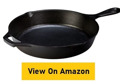 Best Cast Iron Fry Pan for Eggs