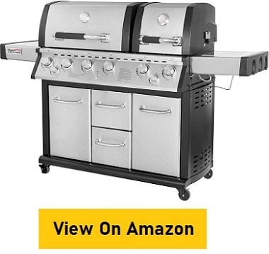 Royal Gourmet Mirage Propane Infrared Gas Grill