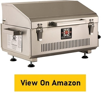 Solaire Portable Infrared Grill