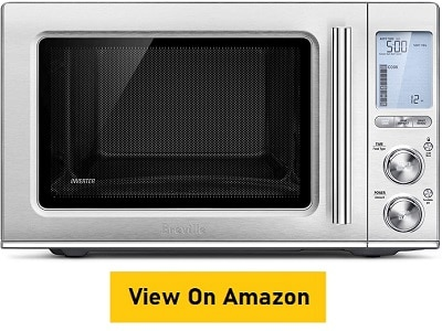 Breville Smooth Wave Countertop Microwave