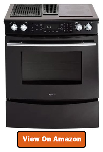 Jenn-Air JES9750BA Induction Cooktop With Downdraft