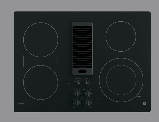 Best Induction Cooktop with Downdraft