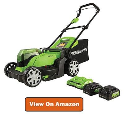 Greenworks Self-Propelled Push Mower