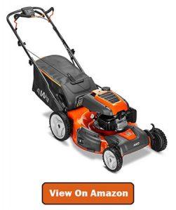 Husqvarna Lawn Mower for Uneven Ground