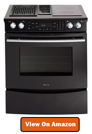 Best Induction Range with Downdraft