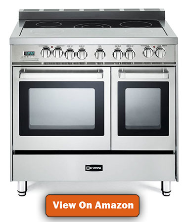 Best Induction Range with Double Oven