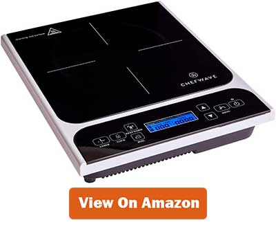 ChefWave Portable Induction Cooktop