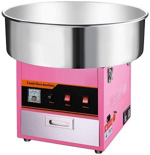 Clevr Large Cotton Candy Machine