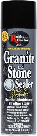 Rock Doctor Granite Sealer